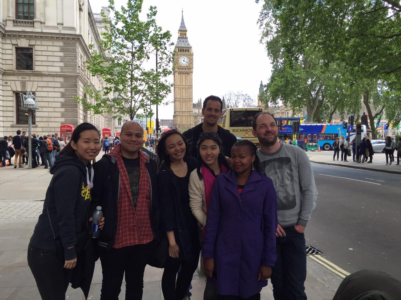 Master London Trip