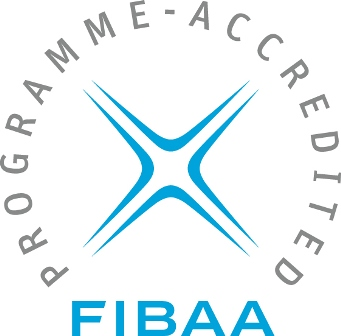 New Bachelor EBA Accredited! - Wittenborg University's Bachelor Entrepreneurial Business Administration accredited by the Foundation for International Business Administration Accreditation (FIBAA)