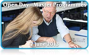 WUP 9/5/2013 Open Day for the Hospitality, Tourism and Event Management Master programmes