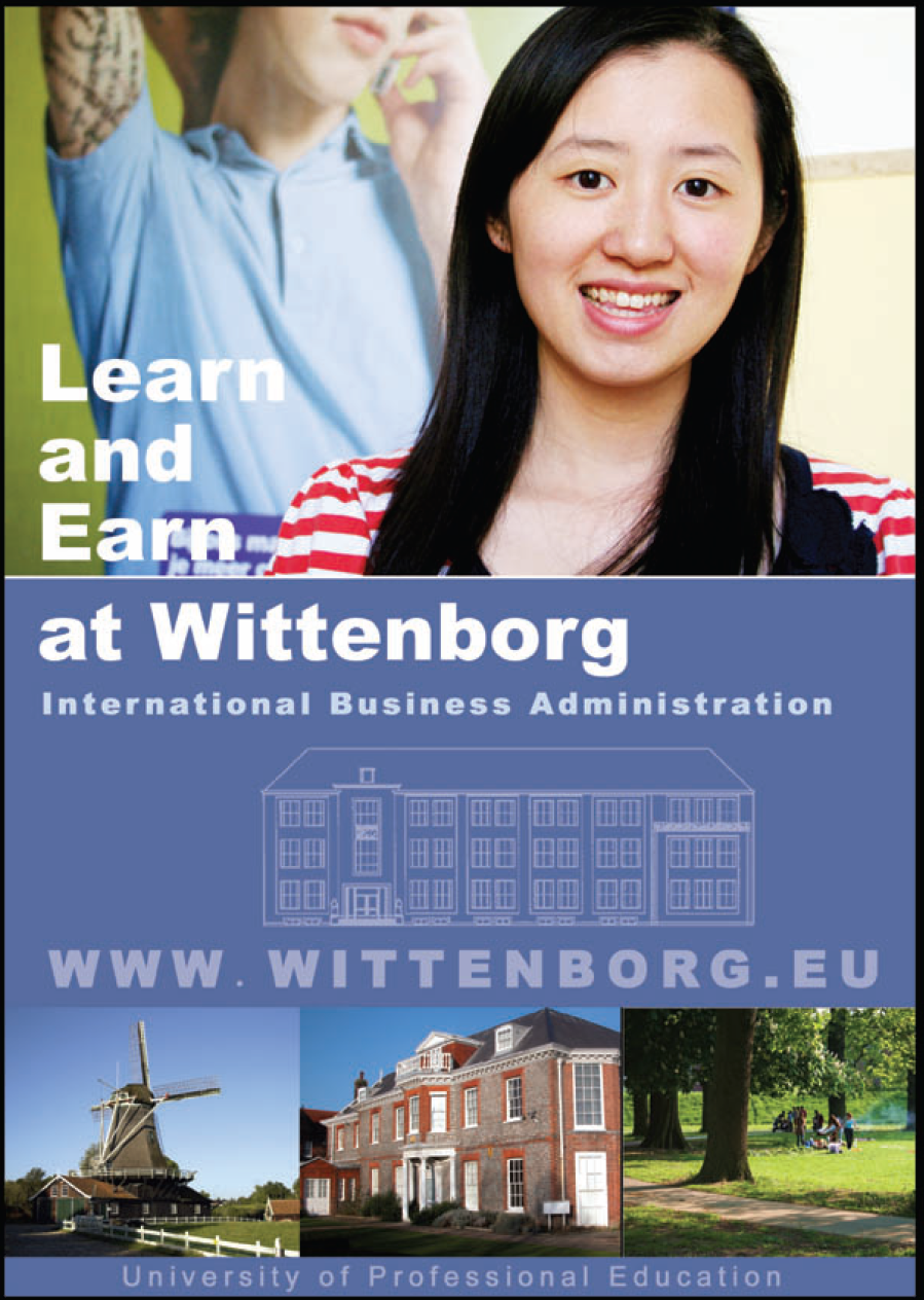 "Wittenborg Directors meet with the Wittenborg University ""Face of 2007"""