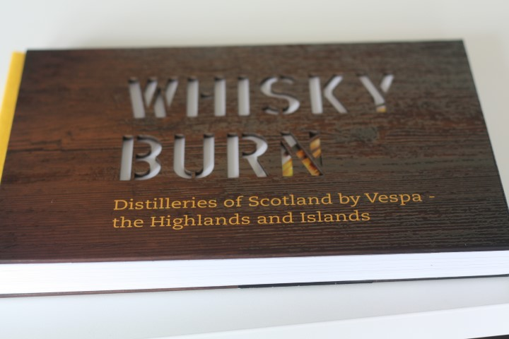 Whisky Burn - Distilleries of Scotland by Vespa