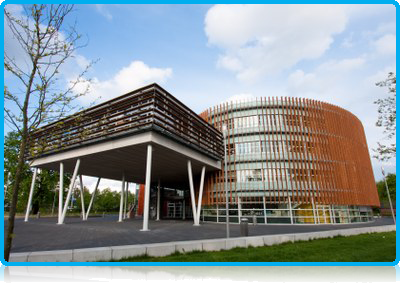 Wittenborg's Undergraduate Centre at the Aventus Campus in Apeldoorn