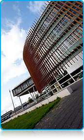 Wittenborg University Aventus Campus in Apeldoorn