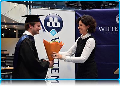 Wittenborg University Winter Graduation Ceremony
