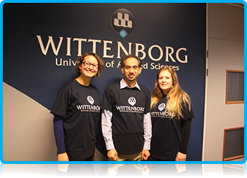 Wittenborg students, staff to run Apeldoorn marathon