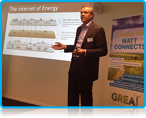 Wittenborg at Smart Grids Event to promote GREAT