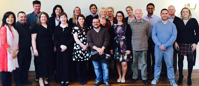 GREAT-Team Concludes Successful Meeting in Scotland with Wittenborg Offering Training on Tool for Collectives