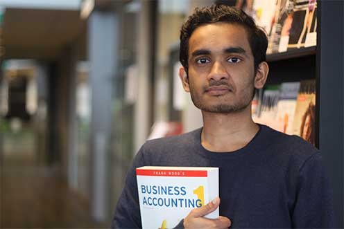 As Number of Indian Students in UK Plummets, an Indian Student at Wittenborg Explains Why he Chose Holland