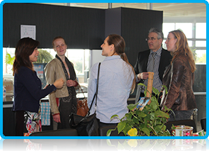 Wittenborg University received a visit from representatives of Nuffic this week