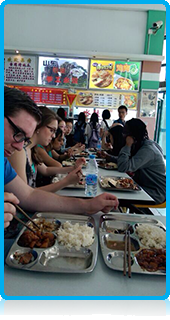 Wittenborg University Students on a Project Week in Shanghai