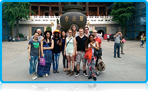 Wittenborg University Students on a Project Week in Shanghai -Update: Day 2