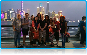 Wittenborg University Students on a Project Week in Shanghai -Update: Day 2 -