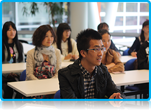 Shanghai Business School Students at Wittenborg University