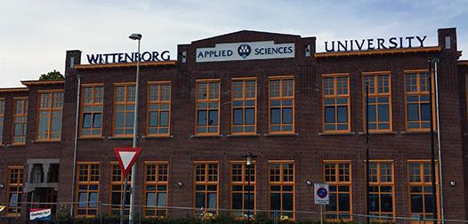 Wittenborg University Spoorstraat Campus
