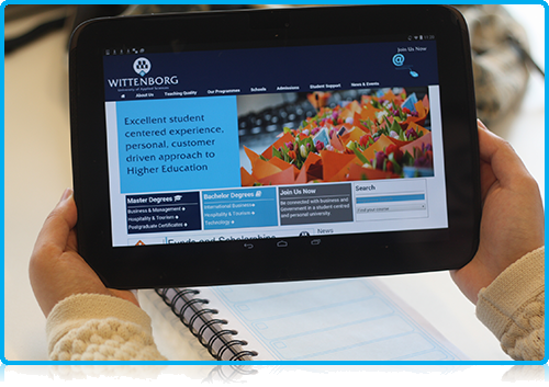 Wittenborg Unveils New Website, Complements Bold Plans for the Future