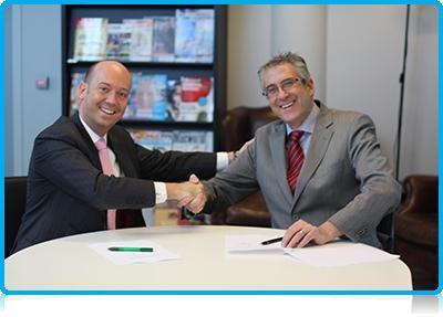 Wittenborg University sign a Memorandum of Understanding with ANGELL Akademie Freiburg.