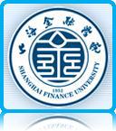 Logo of the Shanghai Finance University