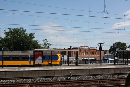 the new Spoorstraat location situated on the north side of the train and bus station.