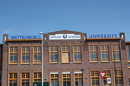 Wittenborg's Second Apeldoorn Location at the Spoorstraat