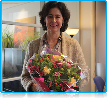 Senior lecturer Karin Pelle bids Wittenborg farewell after 12 years
