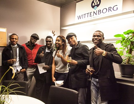 Wittenborg University International Students from Africa