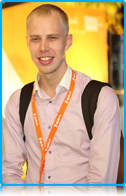 Wittenborg alumnus now sales engineer in Vietnam