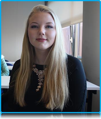 Hanne Garnvik - Wittenborg University Entrepreneurship Student