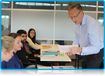 Wittenborg University this week welcomed its latest cohort of Master of Science students taking part in a two-day introduction course