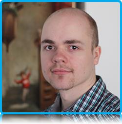 Matthew Carter - Wittenborg University assistant for the Spaceboxes and Nieuwendijk
