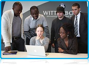 Wittenborg University Students on the International Business Administration Bachelor Degree Programme of Economics and Management