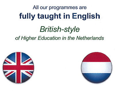 Wittenborg at ICEF - A British Style of Education in the Netherlands!
