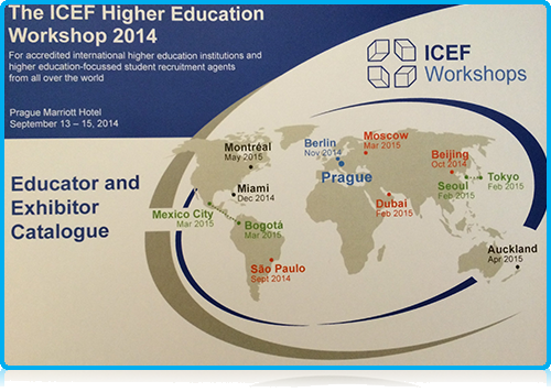 The Higher Education Workshop facilitates targeted, pre-scheduled, one-to-one business meetings between educators, quality higher education focussed agents and international education service providers.