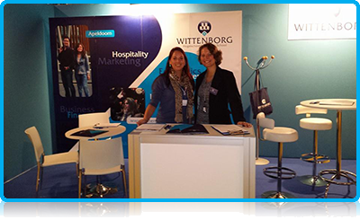 Wittenborg University at Event 2014
