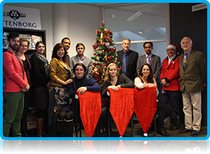 Wittenborg University wishes its staff, students and relations a Mery Christmas 2013 and a Happy New Year 2014