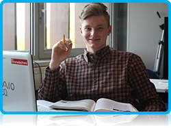 Behind the Scenes with Wittenborg University Business Student Rafael Pokorny