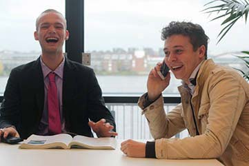 Meet our Students from Wittenborg Amsterdam! Praise from Students for IBA-Programme in Entrepreneurship