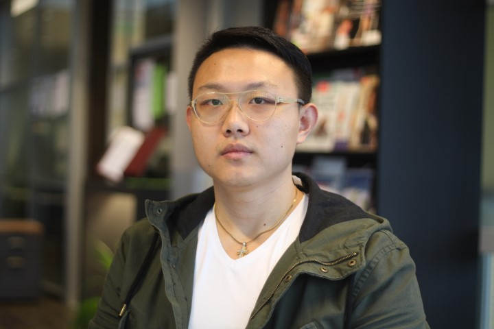 Wittenborg student Muyiang Liao