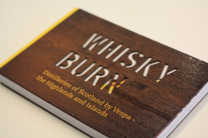 Whisky Burn Book Launch and Whisky Tasting on 10 December in Amsterdam