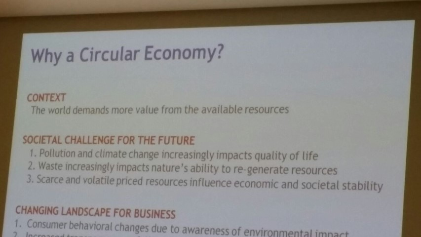 Wittenborg Presents GREAT-project at Circular Economy Conference in Utrecht