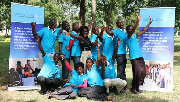 Wittenborg's New Project: Vijana Reloaded to Boost Training Among Unemployed Youth in Kenya