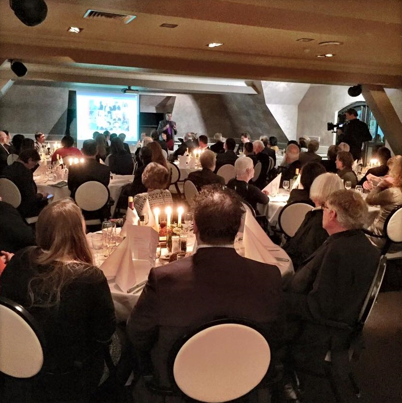 Wittenborg University New Year Dinner 2016
