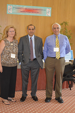 Wittenborg Lecturer, Muhammad Ashfaq, Presents Paper on Digital Manufacturing in Portugal