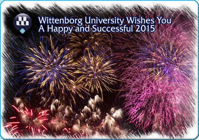 Wittenborg University wishes you all a Happy and Successful New Year 2015!