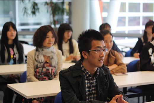 Shanghai Teacher Training