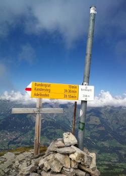 Eureka! Wittenborg Staff at 2546 Meters