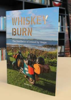Amazing Success for Wittenborg's New Book: Whiskey Burn