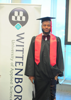 Graduate's Simple Idea Changes Lives in Nigeria