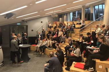 Future of International Classrooms Discussed in The Hague
