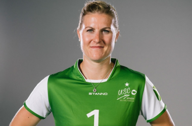 Top German Volleyball Player Starts MSc at Wittenborg