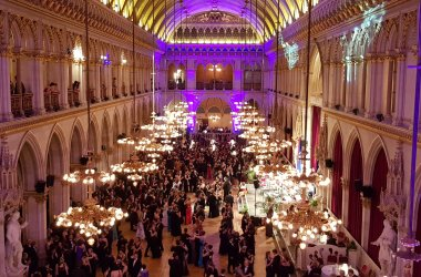 It's Ball Season in Vienna! Wittenborg Students at the Viennese Science Ball
